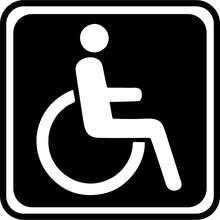 Ajuda para um deficiente fisico