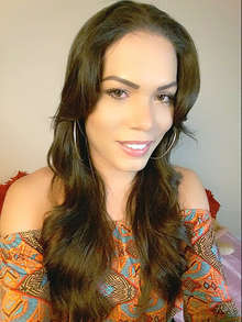 Eduarda ninfeta com local transex