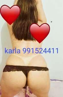 Karla com local