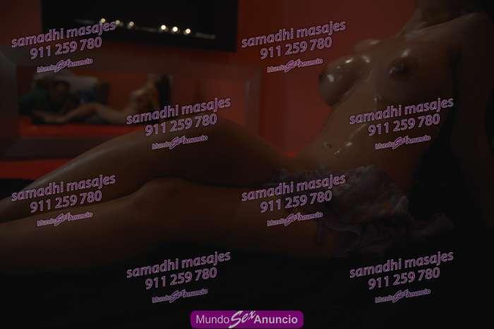 Masajes eroticos samadhi masajes tres cantos