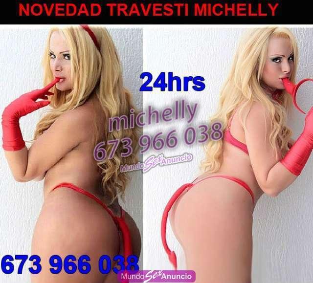 Travesti michelly 100 vicio placer garantizado