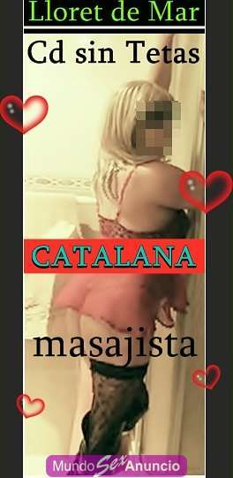 Lloret de mar blanes masajista catalana cd travesty