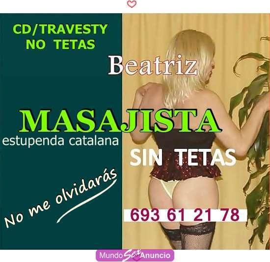 Lloret de mar travesty cd catalana masajista sexy