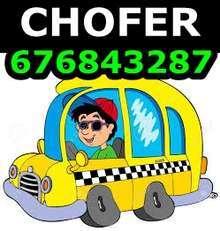 Chofer 24 horas 676843287