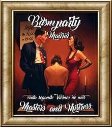 Fiesta mixta mistress master con sierv s en madrid 15 9