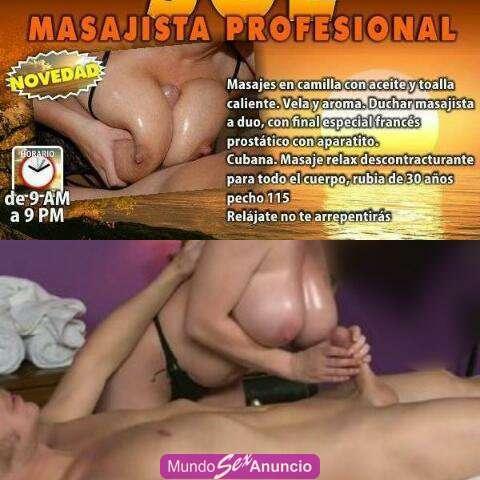 Masajista a 4 mano 681249185