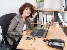 Si eres mujer con experiencia encargada llamanos