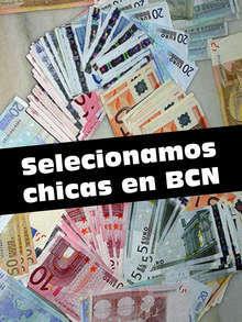 Seleccionamos chicas en barcelona