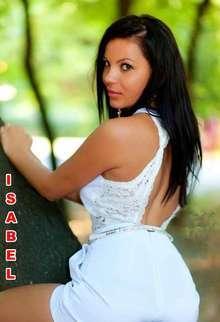 Isabel muy sexy guarrilla y chupona