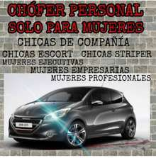 Chofer personal solo para mujeres