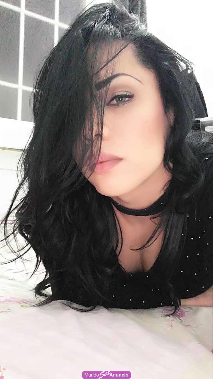 Chica trans brasilna novedad en transsecret hola mis amores