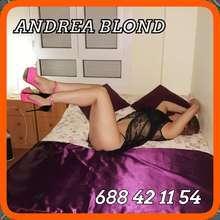 Andrea blond la mas deseada de reus