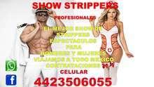 Show strippers queretaro profesional