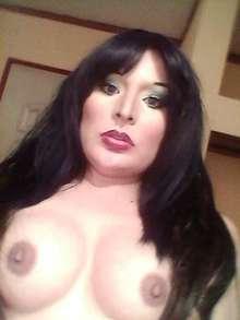 Zuleyka hermosa chica trans