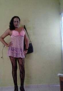 Chica travesti escort